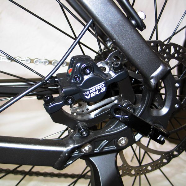 Hikobike Rangler and Enduro - Hydraulic Brakes