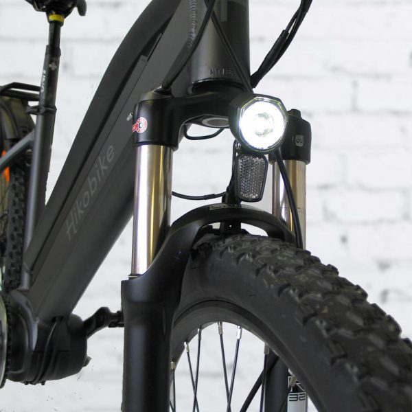 Hikobike Rangler - Front View