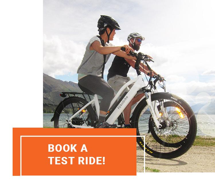 e bike test 2017