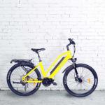 Hikobike electric bikes Rangler - Ebike Yellow