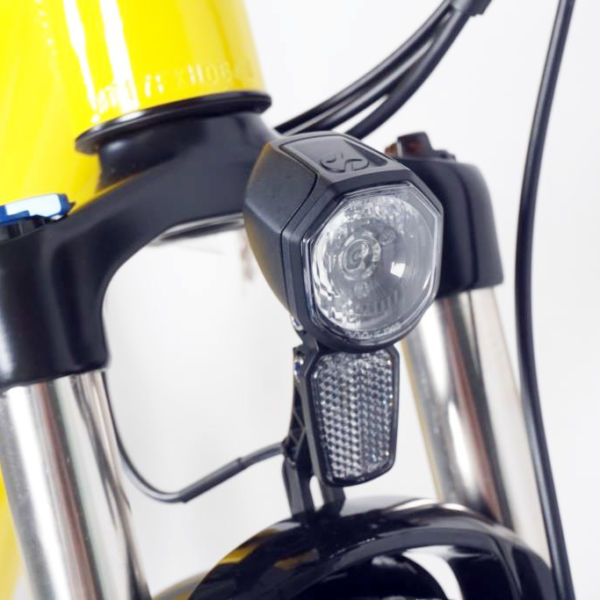 Hikobike electric bikes Rangler - Ebike Yellow
