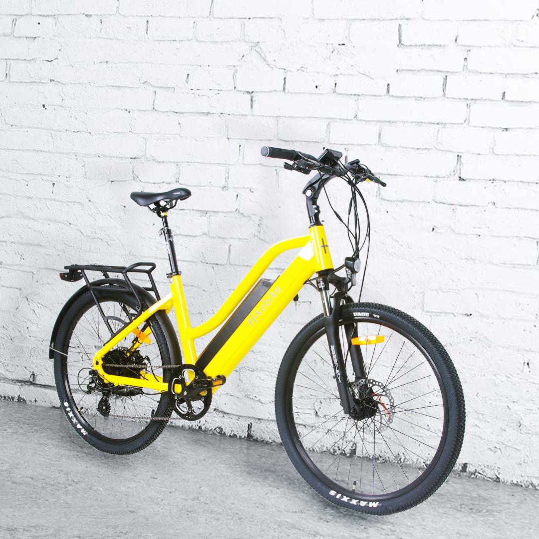 Hikobike electric bikes Pulse - Ebike Yellow
