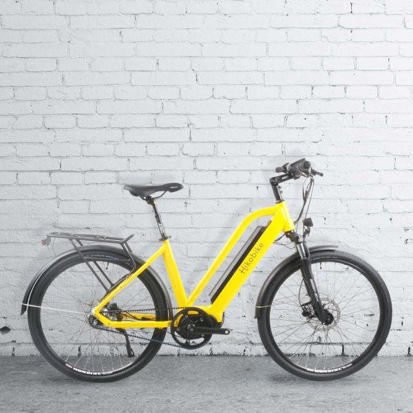 Speedster Yellow