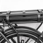 Hikobike Compact Folding Commuter electric bike.