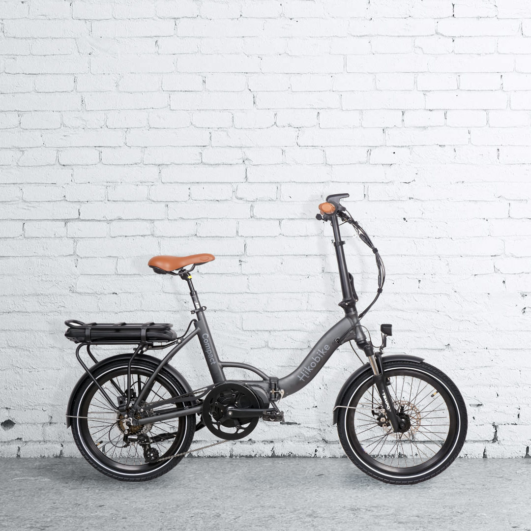 Hikobike Compact Folding Commuter electric bike.